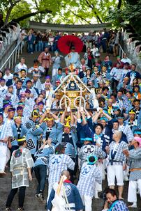 平成28年度,出世の石段祭,愛宕神社
