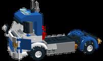 LKW Unterbau 2-Achser