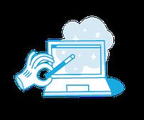 Les Jimdo Experts créent des designs et templates spécialement pour votre site
