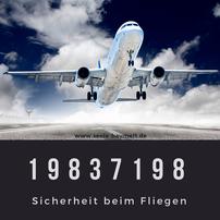 Flugangst mit dem Zahlencode Sicherheit beim Fliegen nach Grigori Grabovoi selbst behandeln