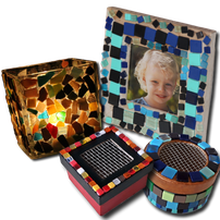 Kurs für Mosaike