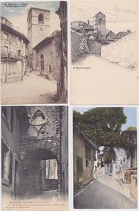 Il y a ~ un siècle... St-Saphorin (2)