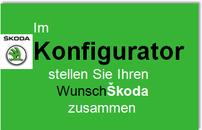 >> Einfach klicken und Ihren ŠKODA konfigurieren >>