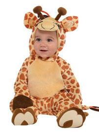 Babykostüm Giraffe