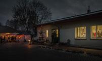 Vorweihnachtliche Atmosphäre
