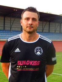 Sven Ingler sorgte für das 1:0 und brachte viel Ruhe ins Spiel.