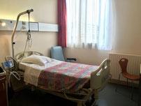 lhpital saint jean met votre disposition des chambres individuelles ou doubles vous pouvez demander une chambre individuelle moyennant un supplment