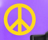 Chunky Peace Sign