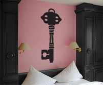 Medieval Key wall art