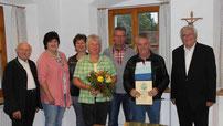 Die Pfarrei Ast bedankt sich bei Maria Ertlmaier und Hans Erhard für die Erstellung und Pflege der Homepage.