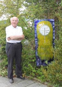Seit über 50 Jahren ist Raimund Arnold Pfarrer in Ast. Heute wird er 88 Jahre alt.