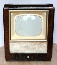 Téléviseur Philips TF 651 A de 1950