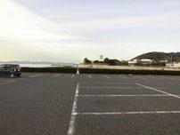きららビーチ焼野 駐車場の写真