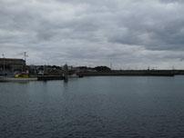 岬漁港 立入禁止箇所 の写真
