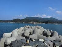阿川漁港 はこちらからどうぞ
