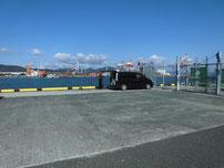太刀浦ふ頭 4号入口の写真2