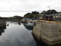 竹ノ子島 水道の写真