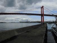 戸畑漁港 旧波止の写真