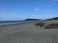 岩屋漁港 海水浴場 の写真