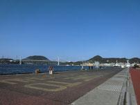 海峡ドラマシップ 岸壁の写真