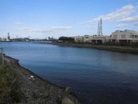 境川河口 の写真