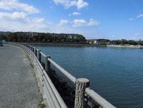 苅田緑地公園周辺 駐車場前の写真