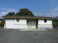 粟野川 トイレの写真