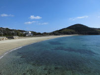 尻川海水浴場 の写真