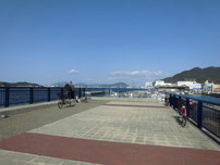 大里海岸緑地 大里漁港側 の写真