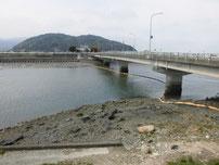 今川河口 今川大橋 の写真