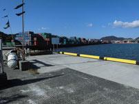 太刀浦ふ頭 4号入口 の写真