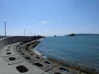 道の駅 阿武 横護岸 の写真2