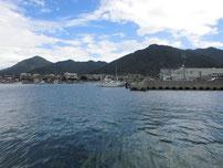 吉見漁港の写真