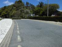 美萩海浜公園 駐車場の写真