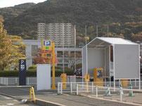 海峡ドラマシップ 駐車場の写真