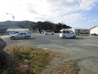 脇ノ浦漁港 駐車箇所 の写真