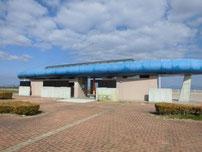 脇田漁港 トイレ の写真