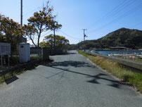 奈古漁港 駐車可能箇所 の写真