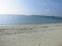 赤田海水浴場 の写真