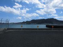 東大和町 第2突堤先端付近の写真