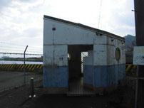 恒見漁港 対岸側 トイレの写真