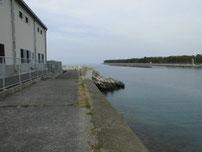 能徳工業団地 鈴子川 河口域の写真