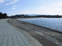 福間漁港 南護岸