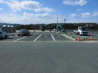 苅田緑地公園周辺 駐車場の写真