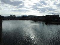 境川河口 橋と橋の間の写真