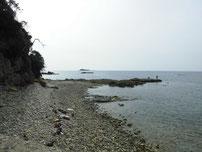 和久漁港 地磯の写真1