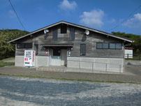 赤田海水浴場 トイレの写真