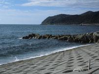 宇賀本郷テトラポット 大崎岬 の写真