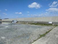 稲童漁港 駐車場の写真