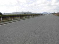 苅田赤灯台 駐車箇所の写真